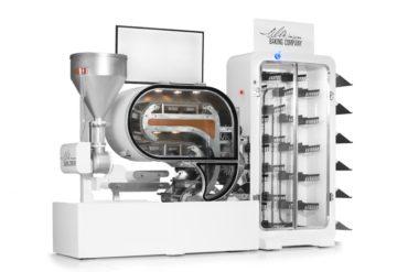 Der BreadBot ist ein automatischer Brotback-Automat